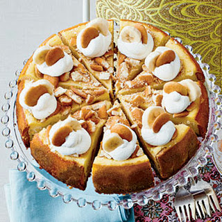 Banana Pudding Cheesecake.