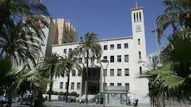 Tribunales en Almería.