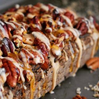 5-Ingredient Pecan Pie Bread! Recipe