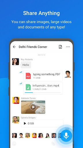 imo messenger for Android - Download