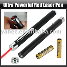 Photo: Ultra Powerful Laser Pointer