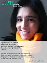 Photo: Agustina Eráruriz Tortorelli, alumna de la segunda edición del Máster (2004/2005).