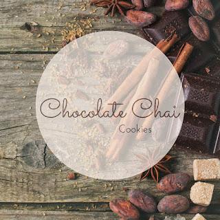 Chocolate Chai Cookies