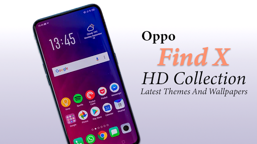 themes for oppo find x: oppo find x launcher screenshot 3