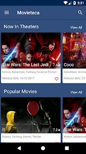 Movieteca - náhled