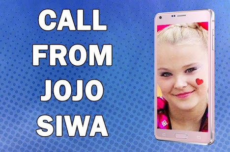 Real Call From Jojo Siwa - náhled