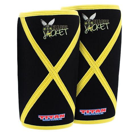 Titan Yellow Jacket IPF Black Edition - XXL
