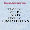 12 Steps and 12 Traditions AA icon
