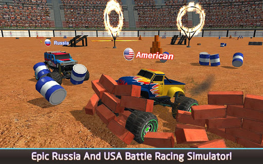 Truck Wars: America VS Russia 1.4 app download 2