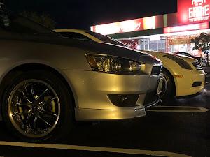 ギャランフォルティス CY4A H19 スポーツ ナビpkg 4WDのカスタム事例画像 ホーリー@Holliminateさんの2018年10月28日13:03の投稿