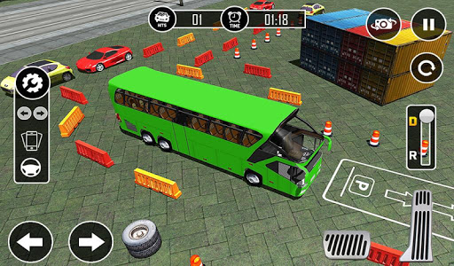 Bus Parking - Drive simulator 2017 1.0.3 screenshots 14