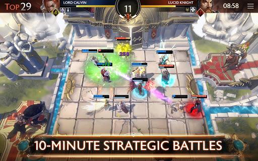 Might & Magic: Chess Royale - Heroes Reborn  screenshots 7