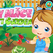 Baby Alice Gardening Time