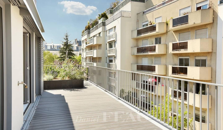 Apartment with terrace Paris 5th