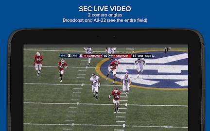 CBS Sports Screenshot 2