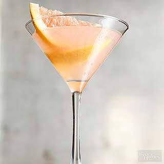 Pink Grapefruit Martini.