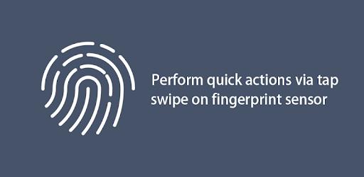 Fingerprint Quick Action - Apps on Google Play