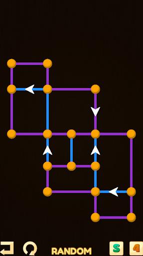 원터치 + 원라인|玩解謎App免費|玩APPs