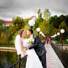Wedding photographer Aleksandr Bogatyr (Bogatyr1). Photo of 06.10.2013