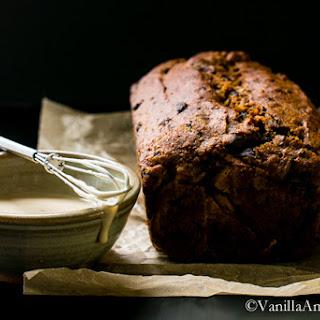 Pumpkin Chocolate Pecan Bread