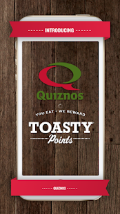 Quiznos Toasty Points- screenshot thumbnail