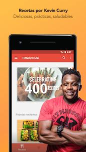 FitMenCook Recetas Saludables 1