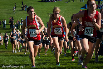 Photo: JV Girls 44th Annual Richland Cross Country Invitational  Buy Photo: http://photos.garypaulson.net/p110807297/e46d18c16