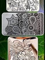 Doodle Art Design Ideas - screenshot thumbnail 09