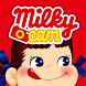 ミルキーカム / ペコちゃんと一緒にキモチを伝えよう! - Androidアプリ