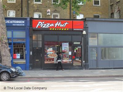 Pizza Hut Delivery On Kennington Road Pizza Takeaway In