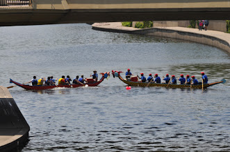 Photo: Dragon Boat race from KC star