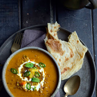 Indian Spicy Vegetable Soup Recipes.