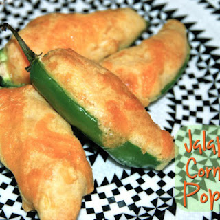 Jalapeno Cornbread Poppers.