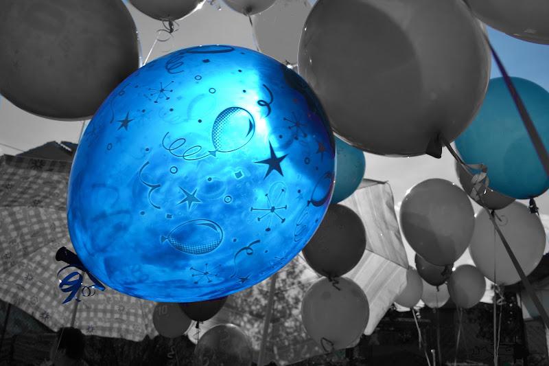 blu leggero di Micaela Lazzari