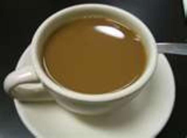 Cafe Au Lait Coffee Mix In A Jar Recipe