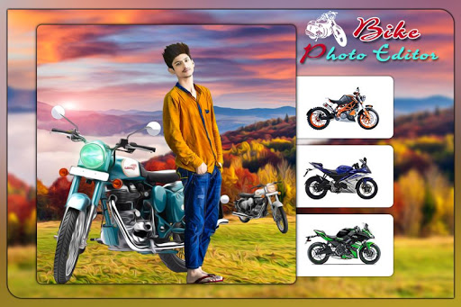 Bike Photo Editor: Bike Photo Frame 2019 1.15 screenshots 1