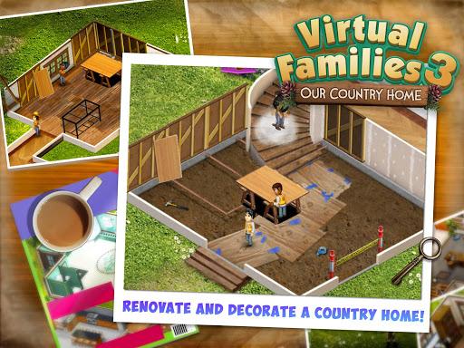 Virtual Families 3 0.4.12 screenshots 16