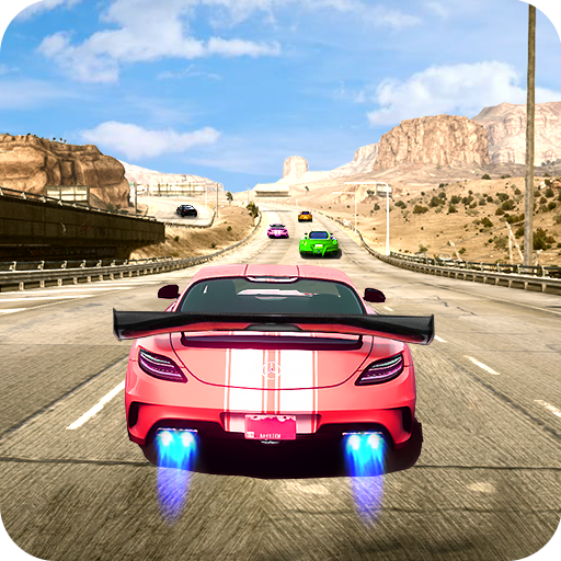 traffic car:fast racing