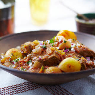 Slow Cooker Pork Vindaloo.