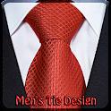 Men's Tie Design icon