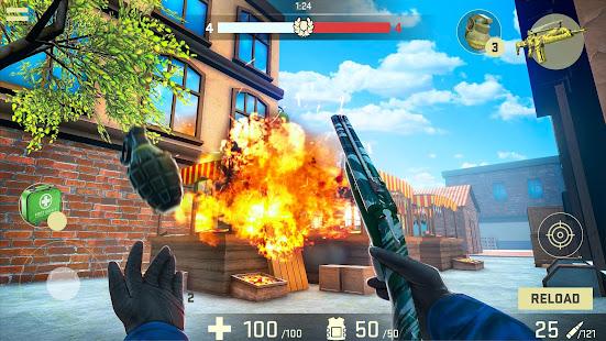 Game Combat Assault: SHOOTER APK for Windows Phone