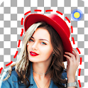 Auto Cutout Background Changer icon