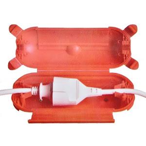 Carcasa de protectie exterioara pentru conectori IP44