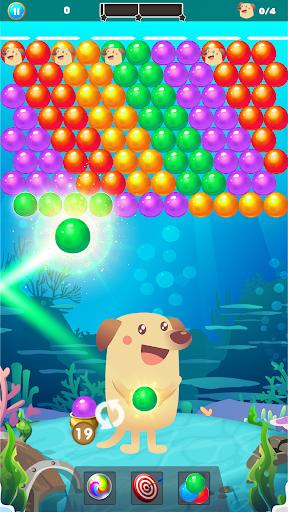 Bubble Shooter Dog - Classic Bubble Pop Game modavailable screenshots 3