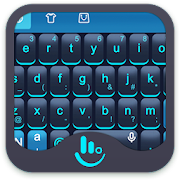 App Blue Science Keyboard Theme APK for Windows Phone