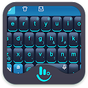 App Download Blue Science Keyboard Theme Install Latest APK downloader