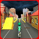 Highway Bike Run: Endless BMX Rider icon