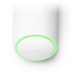 secure detect light ring green