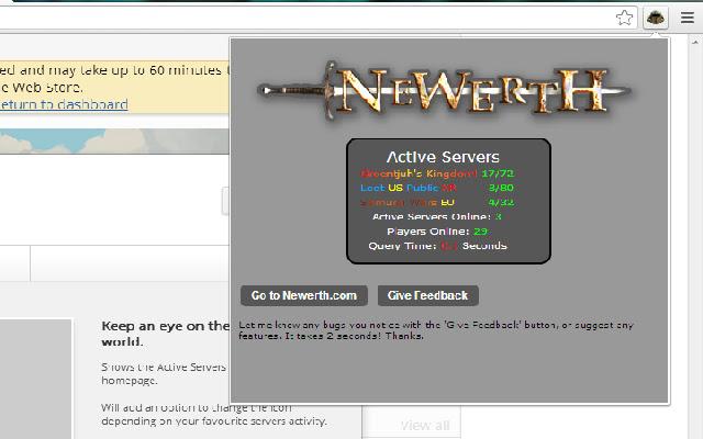 Newerth Servers