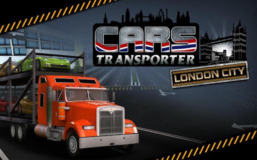 Cars Transporter-London City